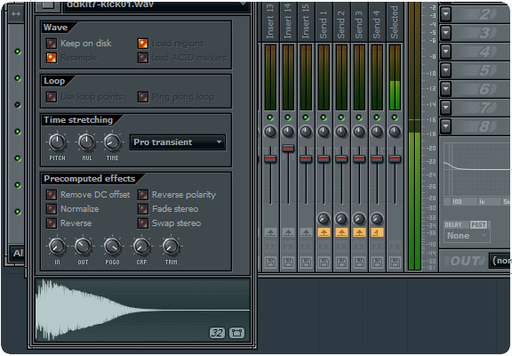 how to loop in fl studio 10