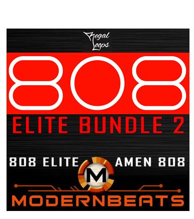 808 Trap Loops & One-shots w/ 808 Elite Loops Samples Vol 2
