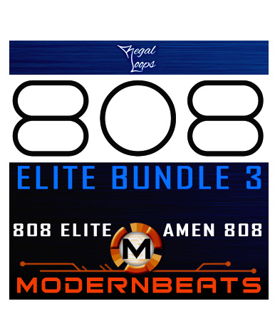 808 Elite Loops Bundle 3