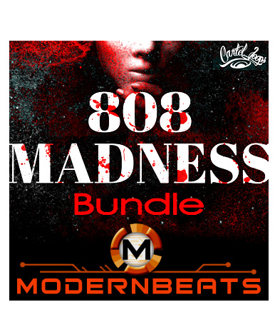 808 Madness Loops Bundle