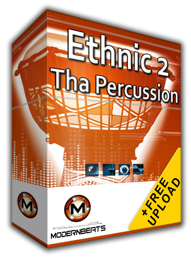 Ethnic 2 - Tha Percussion
