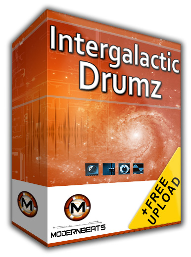 Intergalactic Dubstep Drumz