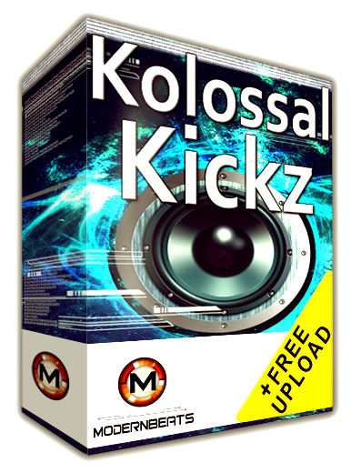 Hip Hop Kick Drum Samples - Hip Hop Kicks, Trap Kicks, Dubstep Kicks