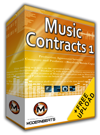 Music Producer Contract Templates Music Production Contracts