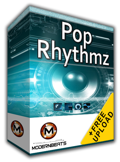 Pop Drum Loops, Pop Radio Drum Loops - Download 330 Pop