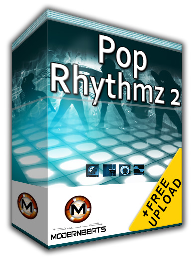 Pop Rhythmz Drum Loops 2