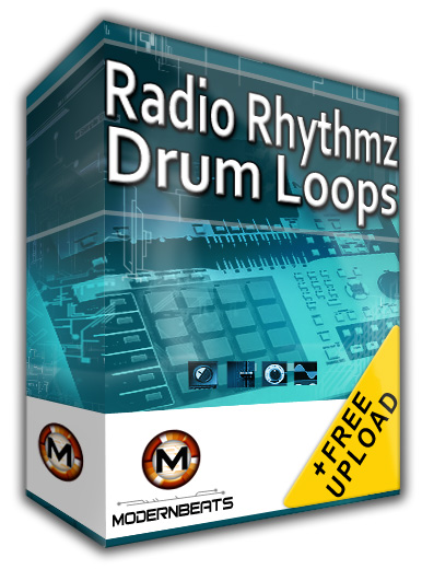 Radio Rhythmz Drum Loops