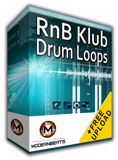 RnB Klub Drum Loops