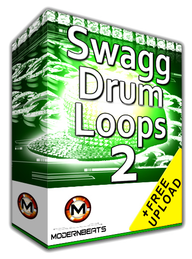 Swagg Drum Loops 2