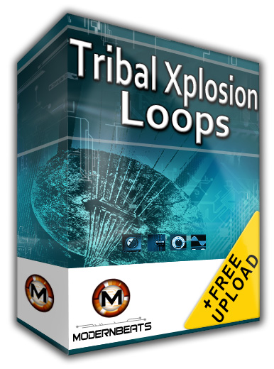 Tribal Xplosion Loops