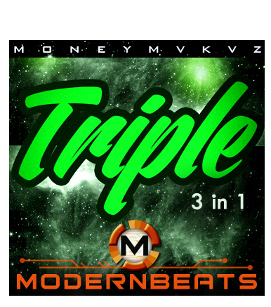 Triple Kit Trap Loops, Drum Samples, Drum Loops, Music Loops