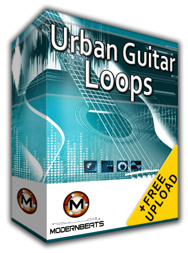 Urban Guitar Loops