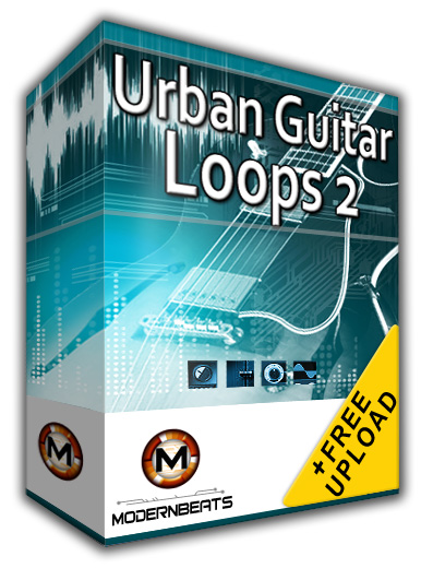 Urban Guitar Loops 2