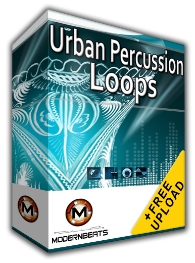 Urban Percussion Loops