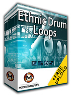 Ethnic Drum Loops