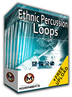 Ethnic Percussion Loops