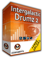 Intergalactic Dubstep Drumz 2