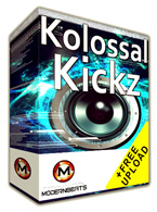 Kolossal Kickz - Kick Samples