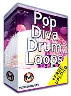 Pop Diva Drum Loops
