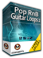 Pop RnB Guitar Loops 2