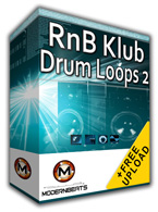 RnB Klub Drum Loops 2