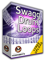 Swagg Drum Loops